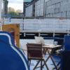 Stuck for space? One man has built a floating office in Dublin's Silicon Docks