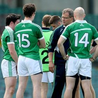 4 Munster championship debutants in Limerick side to face Clare