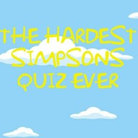 The Hardest Simpsons Quiz Ever