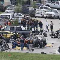 Waco bikers hid guns in sacks of tortilla chips and down a toilet