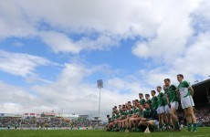 Limerick hurlers hand out 3 championship debuts for Munster clash with Clare