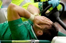Heartbreak as injury rules Wallace out of World Cup