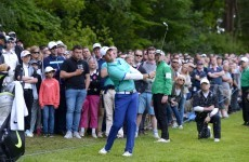 McIlroy left frustrated at Wentworth, Harrington walks off after two holes