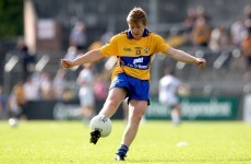 2 newcomers join Podge Collins in Clare full-forward line to face Limerick