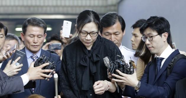 Ex-airline executive walks free after bizarre 'nut rage' court case