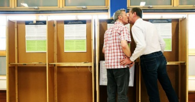 LIVE: Ireland is the talk of the world as voters decide on same-sex marriage