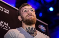 McGregor: 'This tattoo cost me €20 while I was drunk in Ayia Napa'