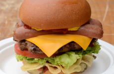 How many calories are in this artery clogging hotdog/burger crossbreed? It's the week in numbers