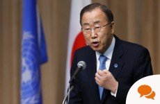 Open letter to Ban Ki-Moon: 'Ireland's commitments to human rights are being weakened '