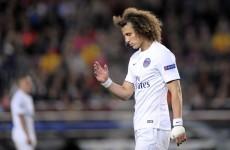 David Luiz would like to clarify that he is NOT a virgin