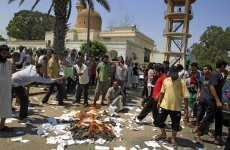 Gaddafi offers to negotiate with rebels as shortages cripple Tripoli