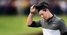 We'll Leave It There So: Rory clears his weekend, 'sledging' row drags on, and all of today's sport