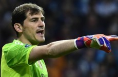 Casillas: Real Madrid should sign David De Gea