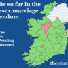 How did your constituency vote in the marriage referendum?