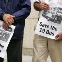 Campaign promises to fight on as number 19 bus is scrapped