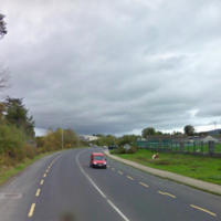 Man in his 20s dies after car leaves the road