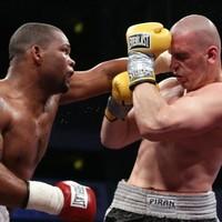 Cork-based heavyweight suffers devastating first-round KO in world title eliminator