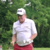 Miguel Angel Jimenez had the perfect celebration for his second hole-in-one in a week