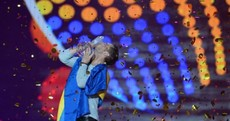 Eurovision 2015 as it happened: Flying Conchita, vanishing women, and Swede heroes