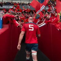 'I owe him everything' - Stander pays emotional tribute to legend O'Connell