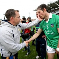 'When you're with him, he'll back you': Davy Fitzgerald's Limerick connection
