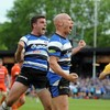 Peter Stringer showed again today that the older he gets, the better he plays