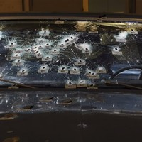 Police officer who shot 49 bullets into car where two died found not guilty