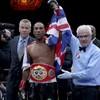 James DeGale dedicates world title to late Irish boxer Darren Sutherland