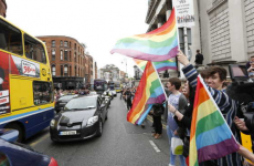 "The Westboro Baptist Church thinks ""God Hates Ireland"" after yesterday - but they got our flag wrong"