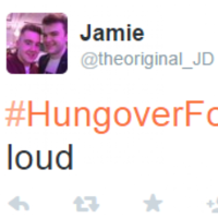 The #HungoverForEquality hashtag is the best thing on Twitter today