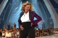 WATCH: Beyonce steals the show - and then reveals pregnancy