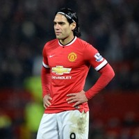 Radamel Falcao's brief stay in England is over as United confirm striker's departure