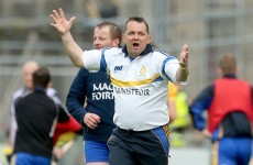 'Clare, you're not going to draw me on anything' - Davy Fitz's interview went exactly as you'd expect