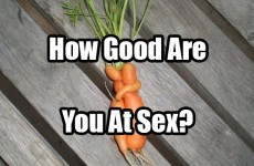 How Good Are You At Sex?
