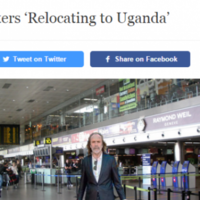 Waterford Whispers just duped a Ugandan news magazine