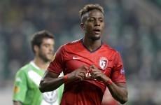 Liverpool's Belgian striker named in Ligue 1's worst XI of the season