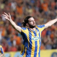 After two successful years, Irish striker Cillian Sheridan is ending his time in Cyprus