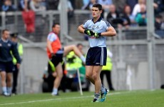 Dubs to appeal Connolly red card