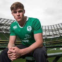 Under 20 star Ringrose digs in to make sure feet don't leave the ground
