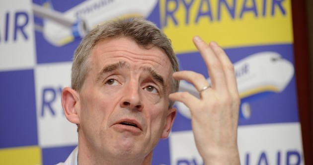 Ryanair is expecting an 'irrational' price war with other budget airlines