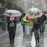 The weather is going to be SHITE for the bank holiday