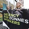 """""""A high-stakes game of poker"""" - Dunnes Stores in Gorey will re-open tomorrow..."""
