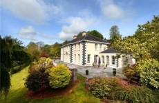 Take a ramble down Lover's Walk and peek into this Cork mansion