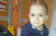 Sebastian (4) has weeks to live. Can you help his family bring Christmas to him?