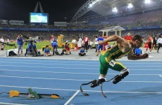 WATCH: 'Blade runner' Pistorius finishes last in 400m semi