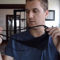 Watch this guy speak for all men and try to make sense of women's underwear