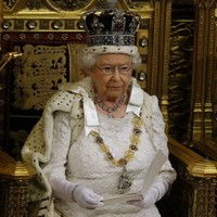 So, Britain still announces major policy plans like this... Here's what the Queen had to say