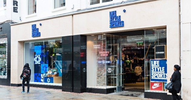 One of Dublin's prime retail spots is being put on the market for a cool €16 mil