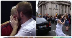 Tears warning! There's a beautiful short film of the Yes vote results unfolding in Dublin