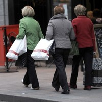 Mixed messages as retail sales continue their slide